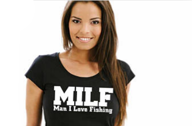 Show everyone just how much you LOVE Fishing!